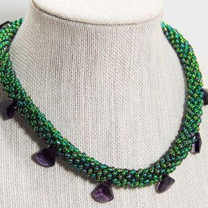 Crochetedglass - Designs by Julee